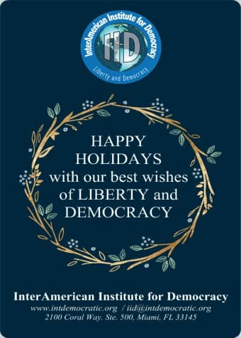 HOLIDAY CARD - IID